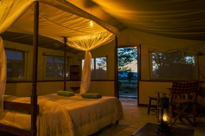 Sentrim Tsavo East Camp - Kichaka Tours and Travel Kenya
